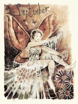 Fairy Calendar - September