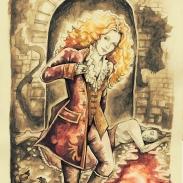 The Vampire Gabrielle