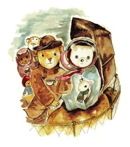 Last of England Teddy Bears