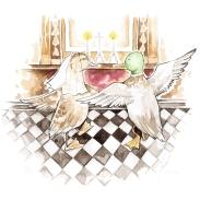 Wedding Ducks