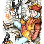 The Conwy Jester